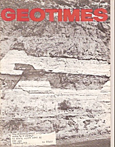 Geo Times magazine- April 1975 (Image1)