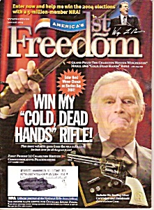 America's lst Freedom magazine -  January 2004 (Image1)