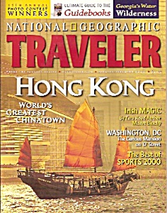 National Geographic Traveler - Januaryfebruary 2000