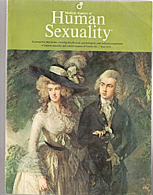 Medical Aspects Of Human Sexuality - May 1974
