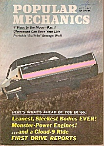 Popular Mechanics -= October 1965 (Image1)