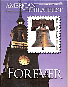 American Philatelist magazine -  May 2007 (Image1)