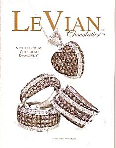 Le Vian chocolatier catalog - (Image1)
