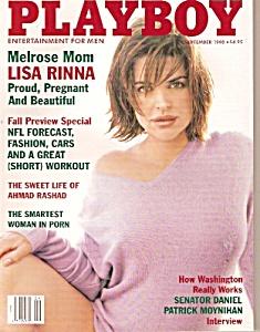 Playboy -   September 1998 (Image1)