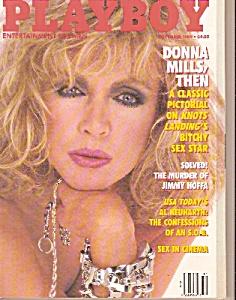 Playboy magazine =  November 1989 (Image1)