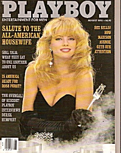 Playboy magazine -  April 1992 (Image1)