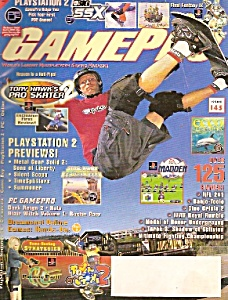 GAME PRO(Gaming magazine) -  October 2000 (Image1)