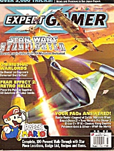 EXPERT  GAMER magazine -  April 2001 (Image1)