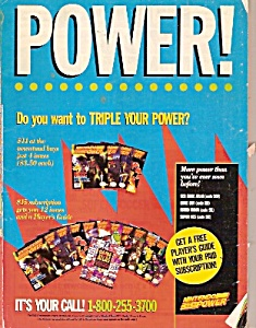 Nintendo Power magazine -  May 1992 (Image1)