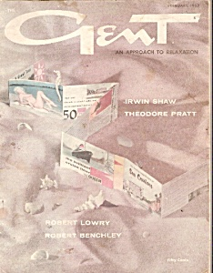 Gent Magazine-   February 1957 (Image1)