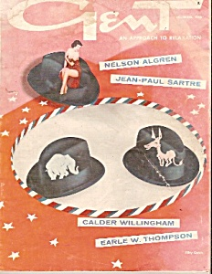 Gent Magazine -  December 1956 (Image1)