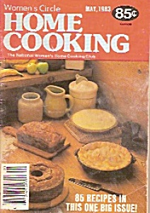 Woman's Circle Home Cooking - May 1, 1983 (Image1)