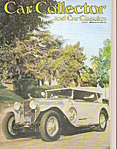Car Collector And Car Classics Magazine - March 1979
