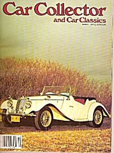Car Collector and car classics -  April 1979 (Image1)