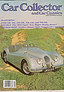 Car Collector anbd Car classics =  September 1979 (Image1)