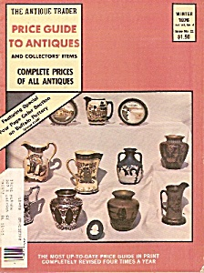 The Antigue Trader Magazine -= Winter 1976