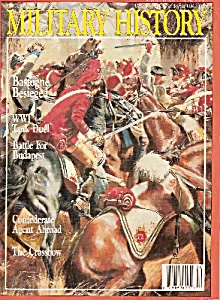 Military History Magazine-= December 1989