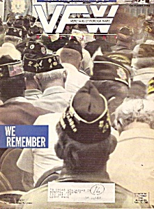 Vfw(Veterans Of Foreign Wars) Magazine - Octob Er 1988