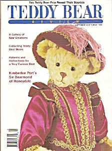 Teddy Bear Review - September/October 1990 (Image1)