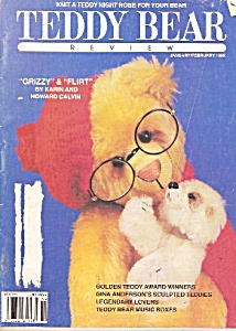 Teddy Bear Review - January/february 1992