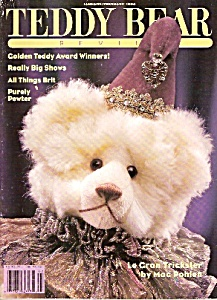 Teddy Bear Review magazine - January/February 1994 (Image1)