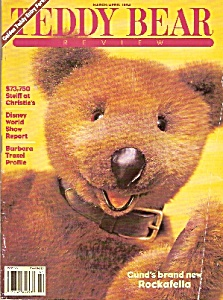 Teddy Bear Review magazine-  March/April 1994 (Image1)