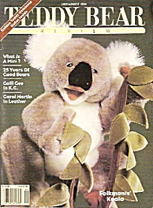Teddy Bear Review magazine-  July/August 1994 (Image1)