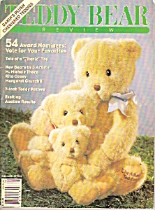 Teddy Bear Review magazine -  July/August 1995 (Image1)