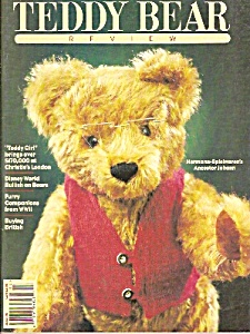 Teddy Bear Review magazine - March/April 1995 (Image1)