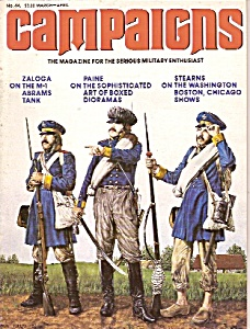 Campaigns (Military Magazine) - March, April 1983