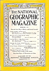 The National Geographic Magazine -= March 1953
