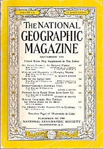 The National Geographic magazine - September 1956 (Image1)