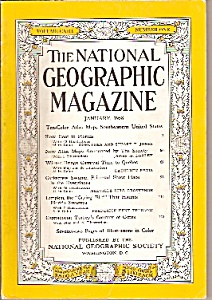 TheNational Geographic magazine- June 1957 (Image1)