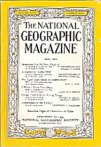 The National Geographic Magazine -  May 1951 (Image1)