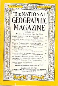 The National Geographic magazine -= March 1957 (Image1)