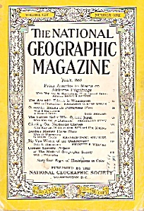 The National Geographic magazine - July 1953 (Image1)