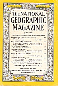 The National Geographic Magazine- June 1953