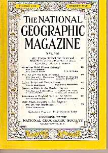 The National Geographic magazine   May 1953 (Image1)
