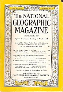 The National Geographic magazine-= November 1957 (Image1)