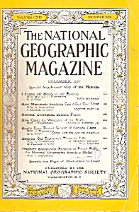 The National Geographic Magazine - December 1957