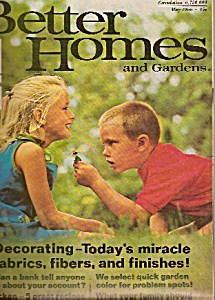 Better Homes and Gardens May 1966 (Image1)