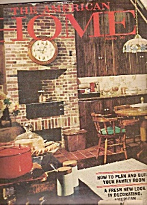 The American Home - January 1961 (Image1)