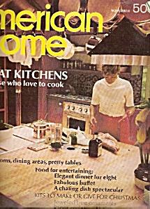 American Home  November 1968 (Image1)