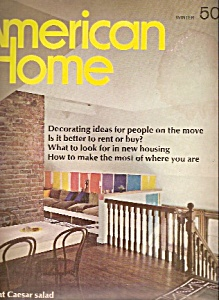 American Home  - Winter 1969 (Image1)