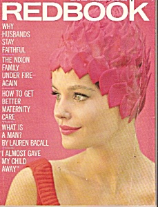 Redbook Magazine-  July 1962 (Image1)