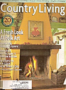 Country Living - January 1998