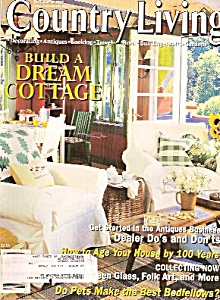 Country Living Magazine- October 1997