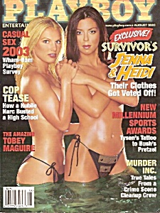 Playboy magazine -  August 2003 (Image1)