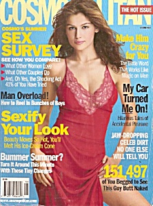 Cosmopolitan - August 2001 (Image1)