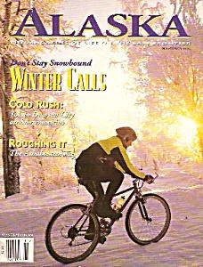 Alaska magaziune =  November 1996 (Image1)